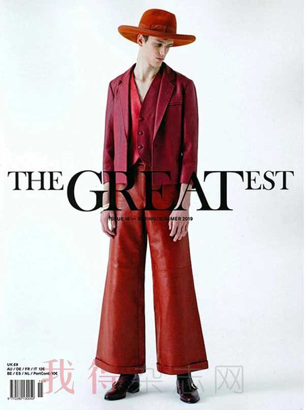 《The Greatest》杂志